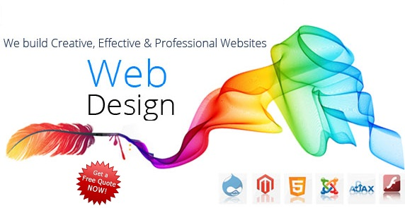 Professional web design, development and SEO